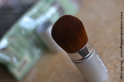 ecotools recycled retractable kabuki brush reviews