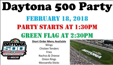 2-18 Daytona 500 Party
