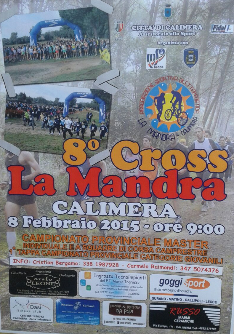 8^ cross La Mandra