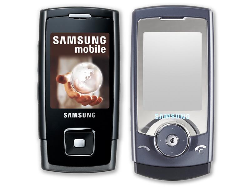 Samsung SGH-E900, Samsung SGH-U600