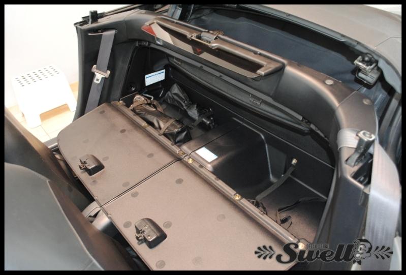 bagażnik, pakowność, trunk, luggage, walizka, ekwipunek, Toyota MR2, ZZW30, trzecia generacja, MK3