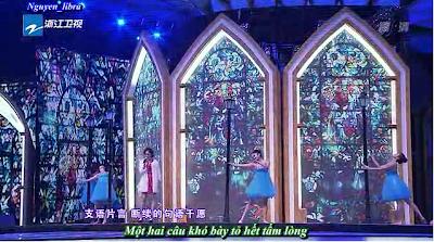 Dương Mịch, Lưu Ly Nguyệt