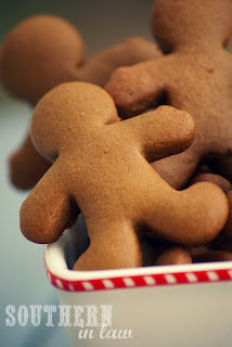 Healthier Gingerbread Recipe