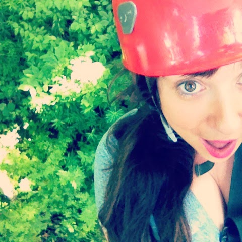 Zip-Lining at Long Point Eco Adventures