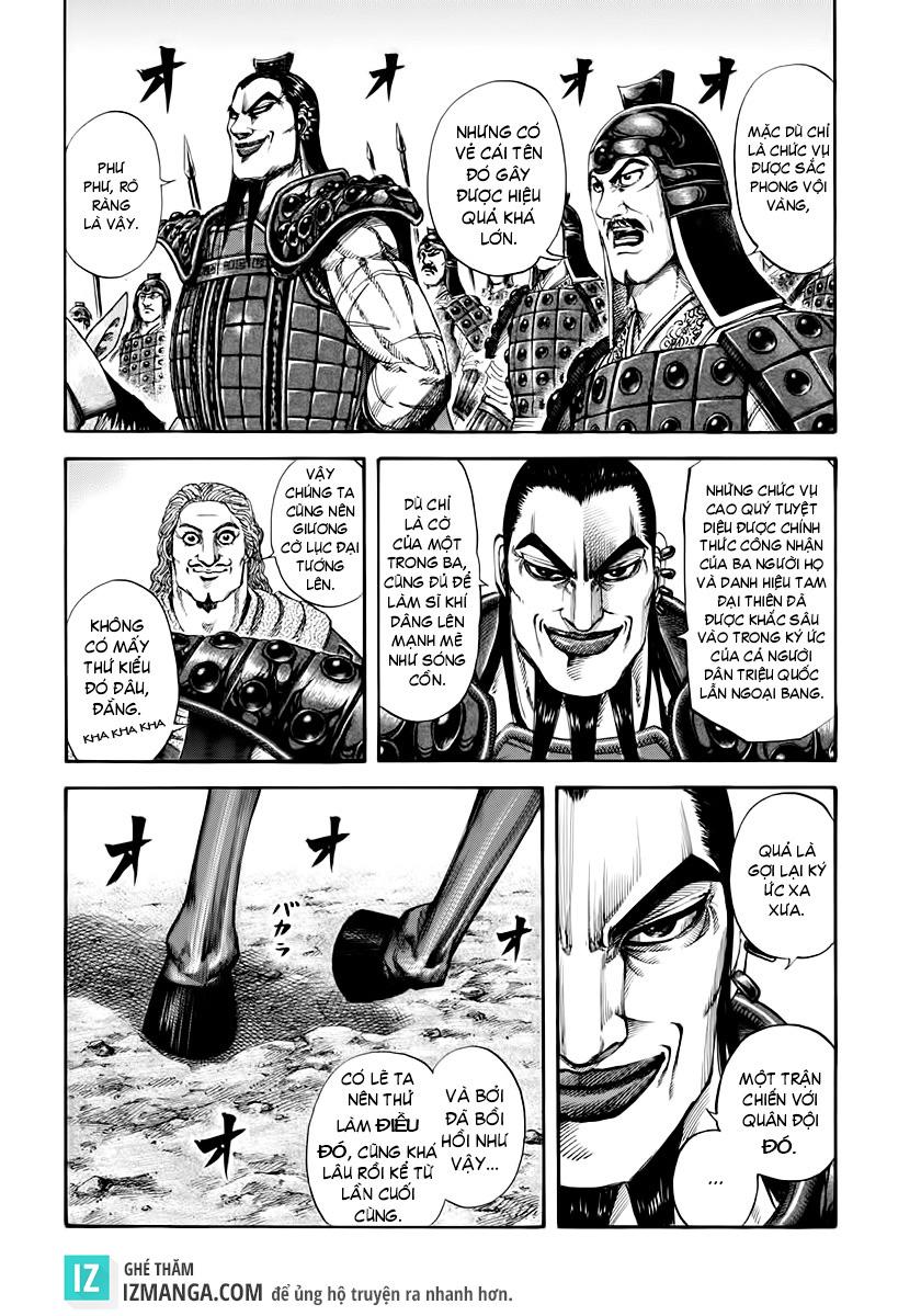 Kingdom – Vương Giả Thiên Hạ (Tổng Hợp) chap 157 page 5 - IZTruyenTranh.com
