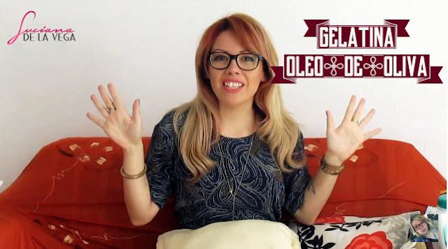 Hidratação com Gelatina sem Sabor e Óleo de Oliva | Veda 19