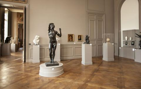French style the restoration of the rodin museum nears completion - Farrow and ball paris ...