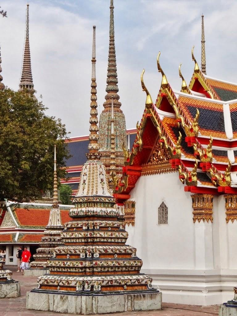 Wat Pho - świątynia buddyjska w Bangkoku