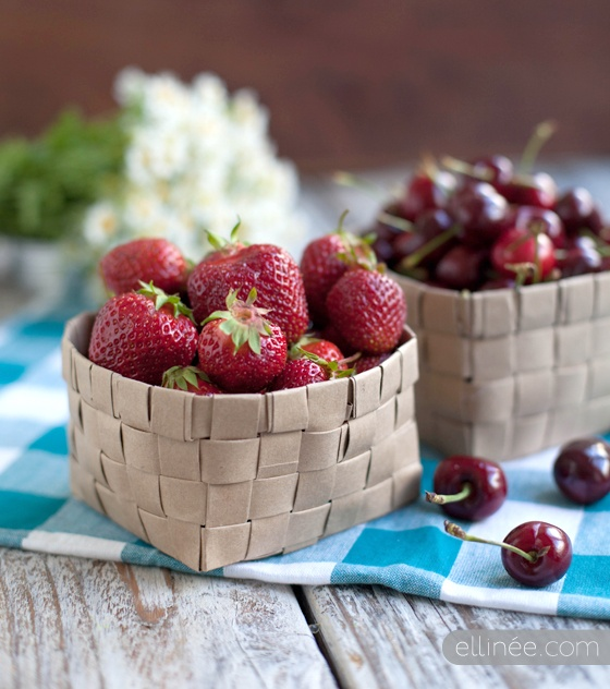 Upcycled+fruit+basket