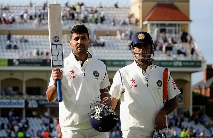 Murali-Vijay-MS-Dhoni-England-v-India-1st-Investec-Test