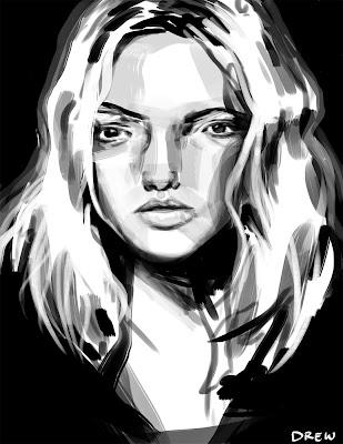 Cora Keegan Portrait