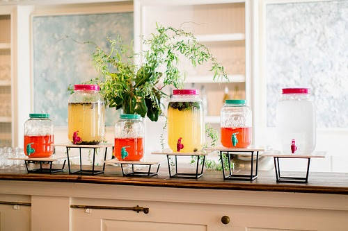Aladdin Southern Luncheon Party Ideas