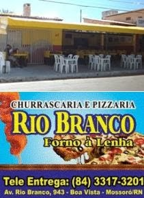 CHURRASCARIA E PIZZARIA RIO BRANCO