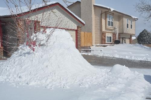 Blizzard February 20-21 2013