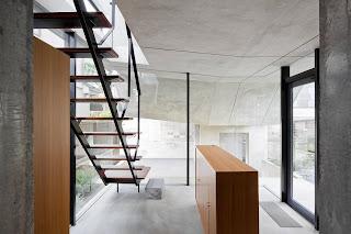 Casa en Japón de Upsetters Architects
