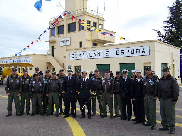 """4 de Mayo: """"97° Aniversario de la Aviación Naval Argentina"""""""