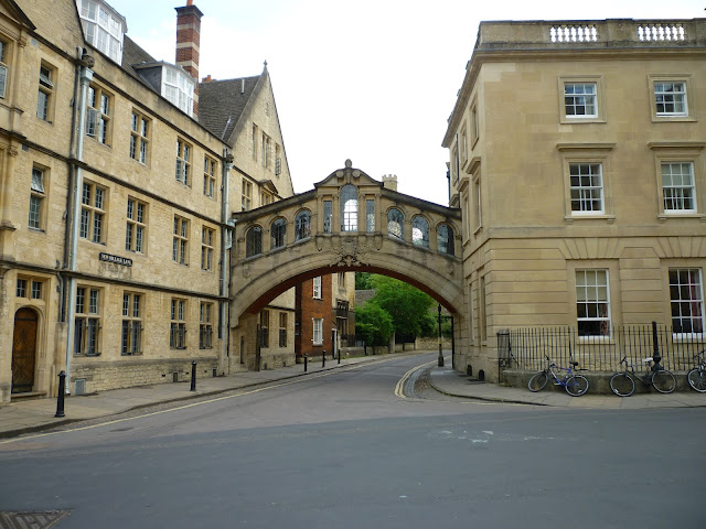 bridge of sighs oxford via lovebirds vintage