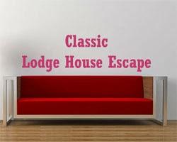 Juegos de Escape Classic Lodge House Escape