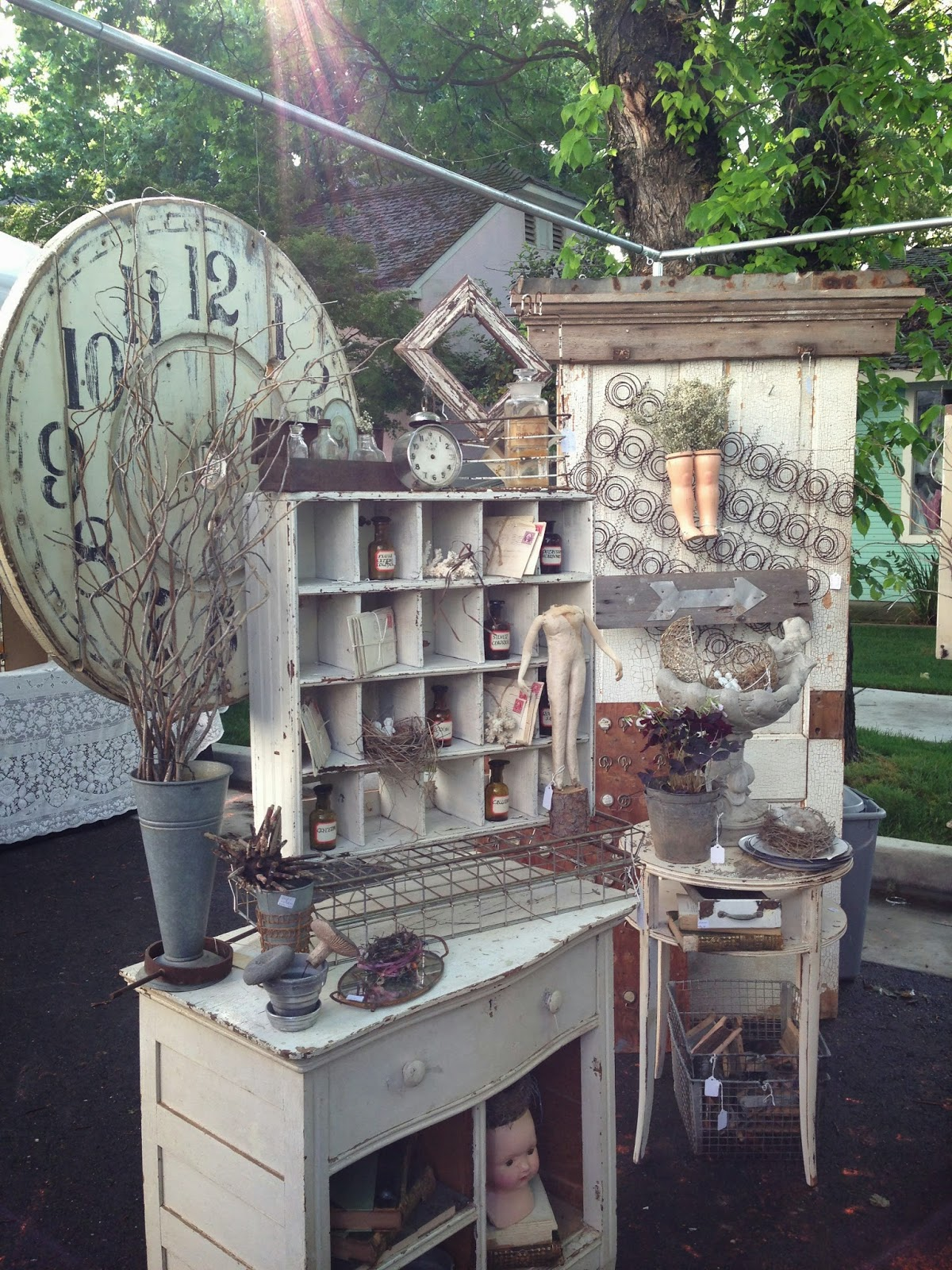 Inspiration Flea Market French Country Cottage