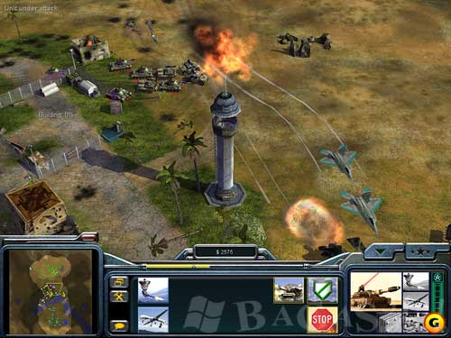 Command and Conquer Generals 2