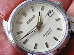 SEIKO SARB035 - BROKEN WHITE DIAL - AUTOMATIC 6R15C - MINTS CONDITION