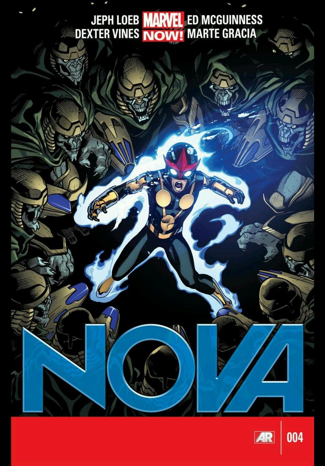 Quick Ratings: @Marvel's Nova, Thunderbolts, Ultimate ...