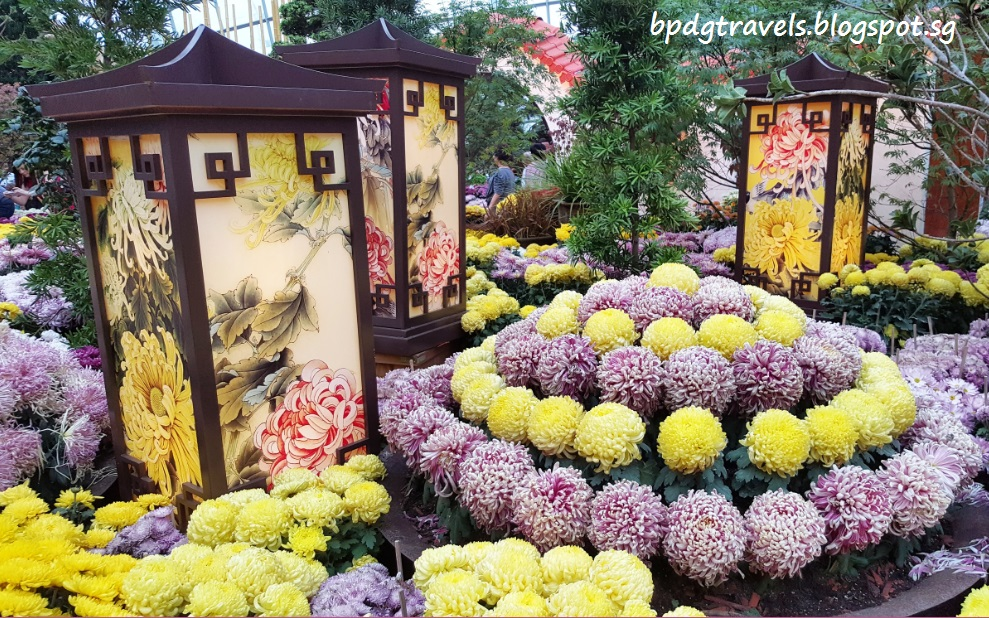 Garden By The Bay Flower Festival the heng family travel & lifestyle blog: mid-autumn festival 2015