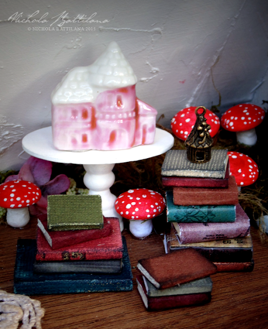 Fairy Godmother House - Nichola Battilana