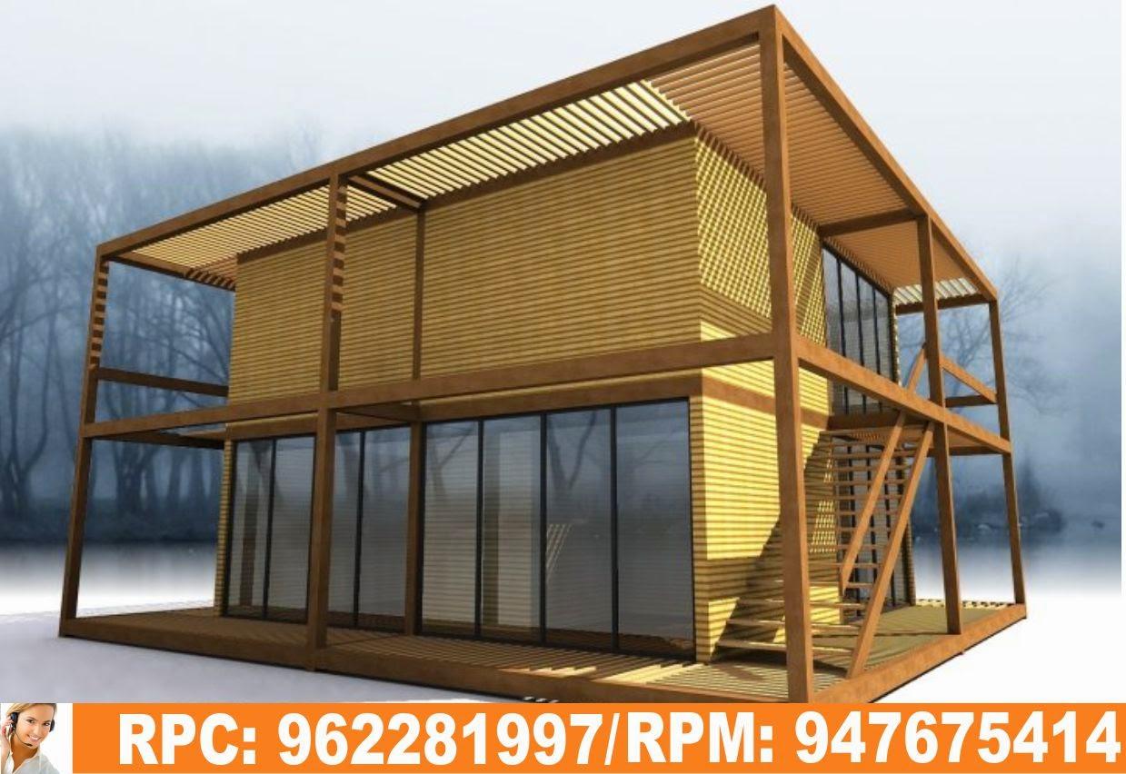 Casas prefabricadas de madera precios lima for Prefabricadas madera