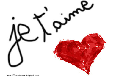 SMS d'amour : Message tendre pour ma chérie
