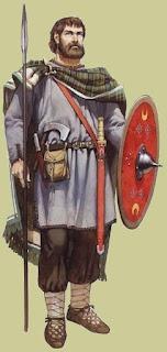 HISTOIRE ABRÉGÉE DE L'ÉGLISE - PAR M. LHOMOND – France - année 1818 (avec images et cartes) Armees-royaumes-germaniques-doccident-partie--L-1%2B553