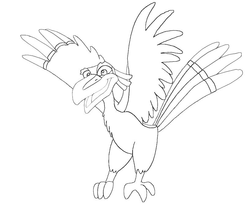 printable-zazu-funny_coloring-pages