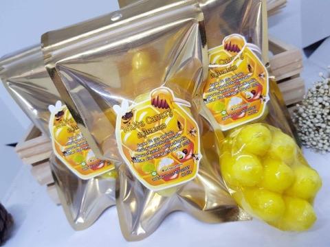 สูตร5 สบู่ไหมทอง รังไหม นมผึ้ง คอลลาเจน รายละเอียดเพิ่มเติม คลิ๊กที่รูปได้เลย