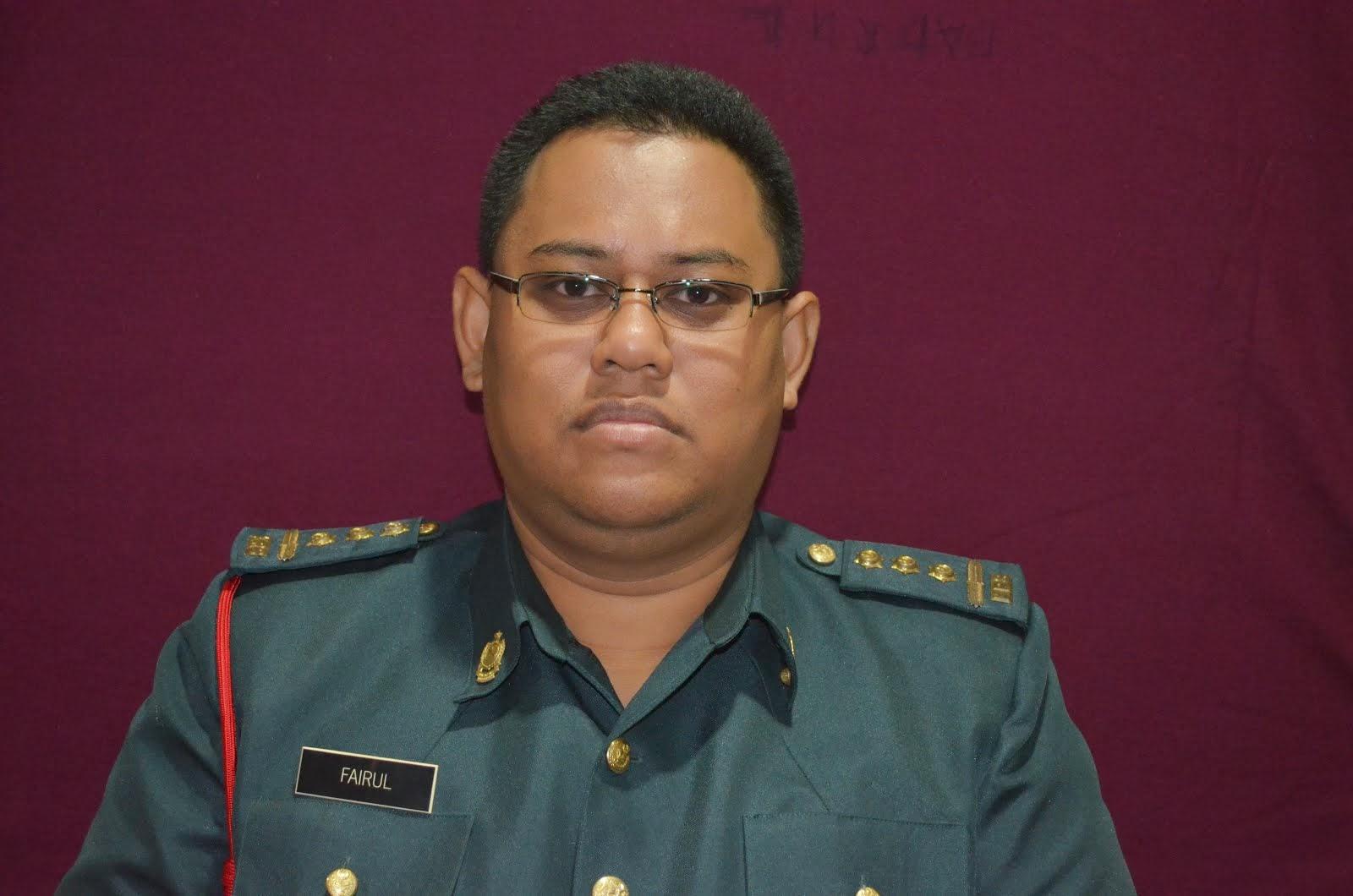 Pegawai Teknikal TKRS Kedah