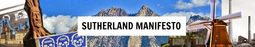 Sutherland Manifesto