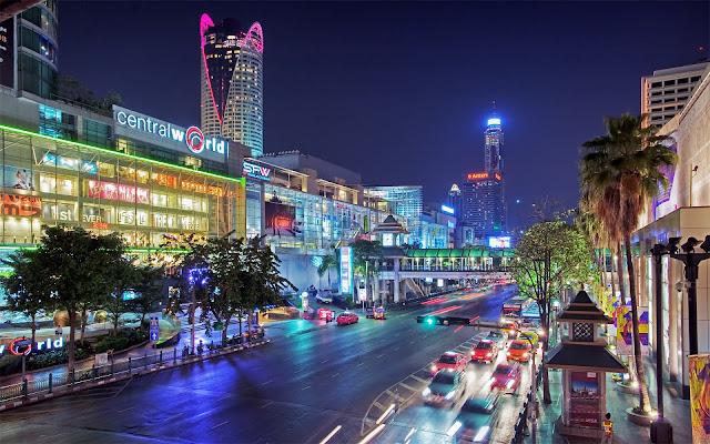 Imágenes y Fotos de la Ciudad de Bangkok, Tailandia