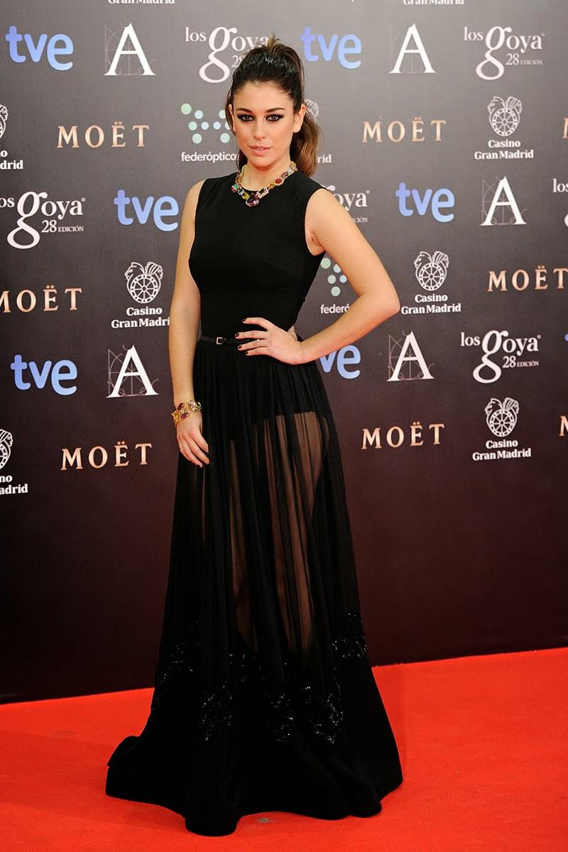 Blanca-Suaréz-Premios-Goya-2014-alfombra-roja
