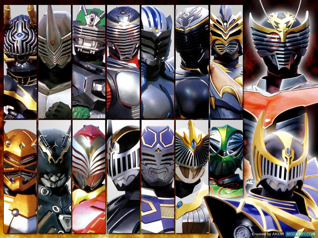 Masked Rider Kamen Dragon Knight