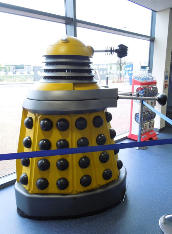 Pure 2010 Dalek Doctor Who