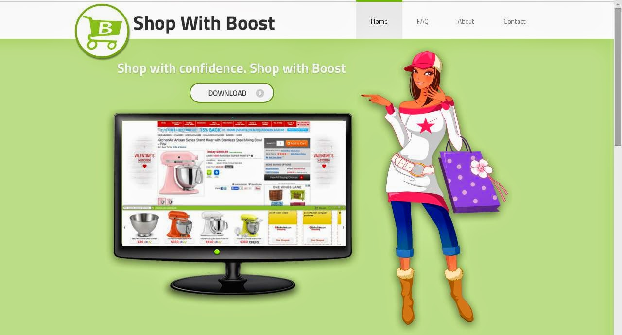 Shop with Boost