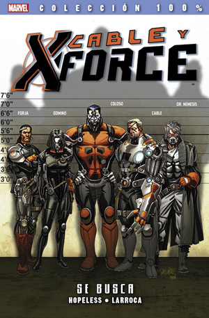 Cable y X-Force 1