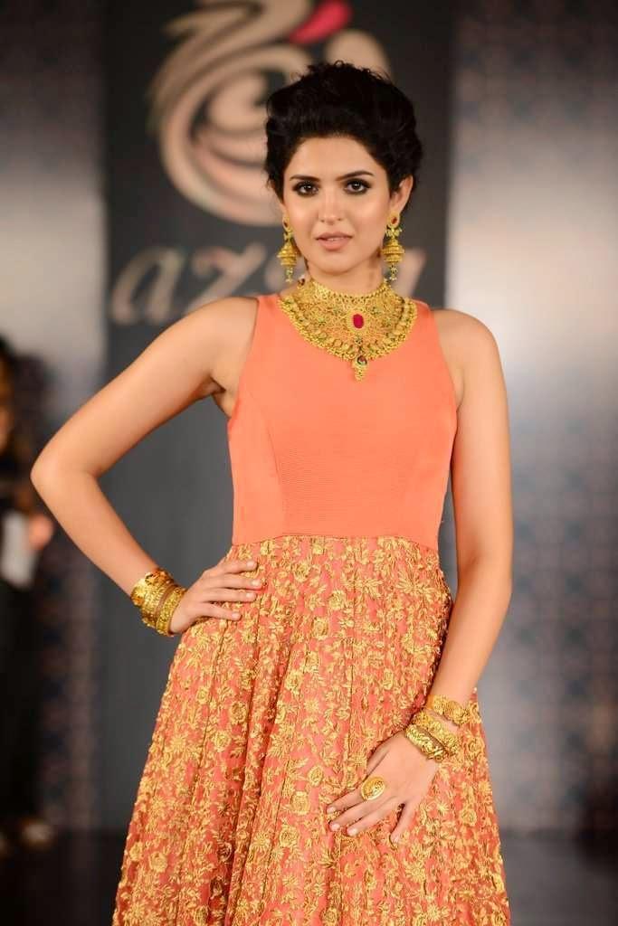 Actress Deeksha Seth At Azva's Store Launch in Guwahati