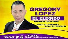 GREGORY LOPEZ: EL REGIDOR