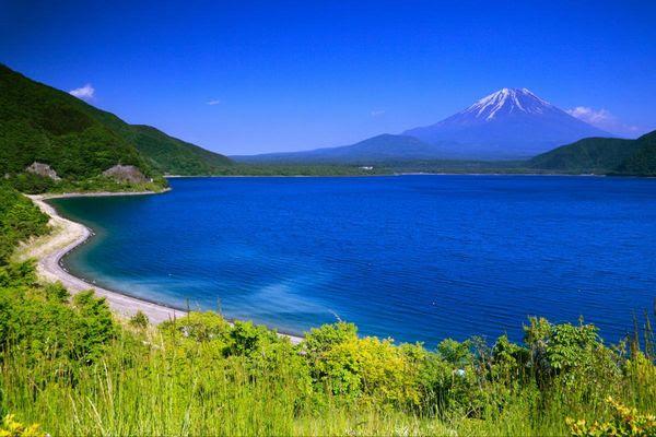 Fujigoko Lago Motosu (zh.zekkeijapan.com)
