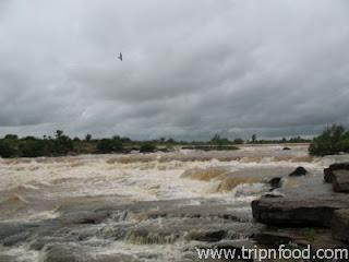 Markandeya River, Godachinmalki Falls, Gokak, Belgaum