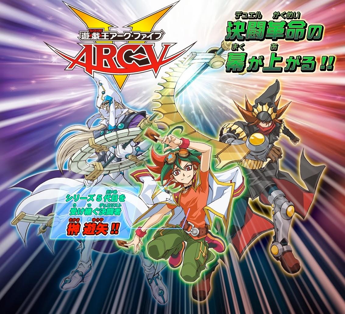 Yu-Gi-Oh: Arc-V