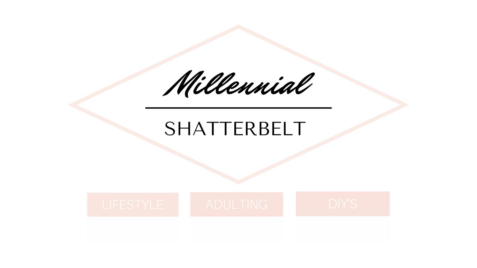 Milllennial Shatterbelt