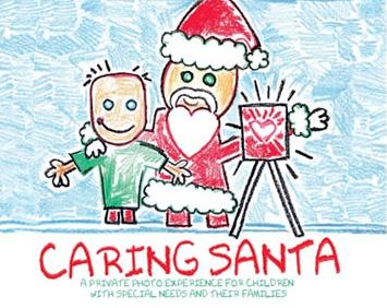 Caring Santa at Westminster Mall