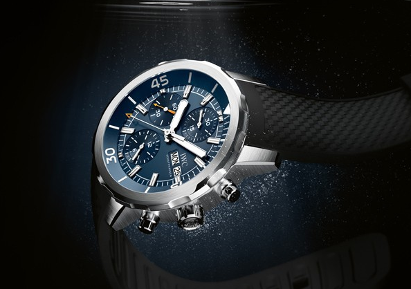 IWC AQUATIMER EXPEDITION JACQUES-YVES COUSTEAU