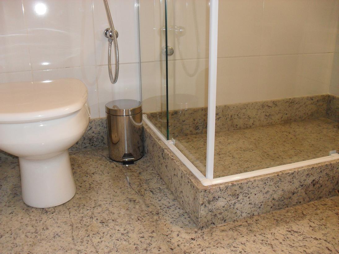 Casa da Sheila: Antes e depois Banheiro parte II #634D34 1095 821
